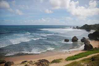 Rock Formations at Bathsheba, Barbados | by Corvair Owner