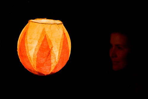 My lantern for the solstice celebration | by Janetterie