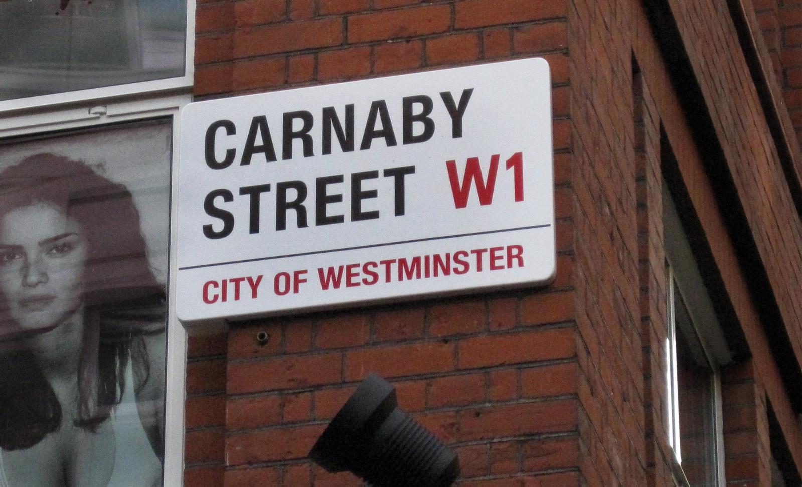 London 299 Carnaby Street