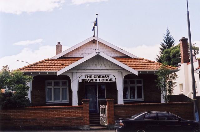 The Greasy Beaver Lodge