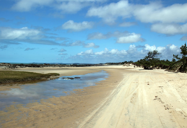 Velocità in Spiaggia