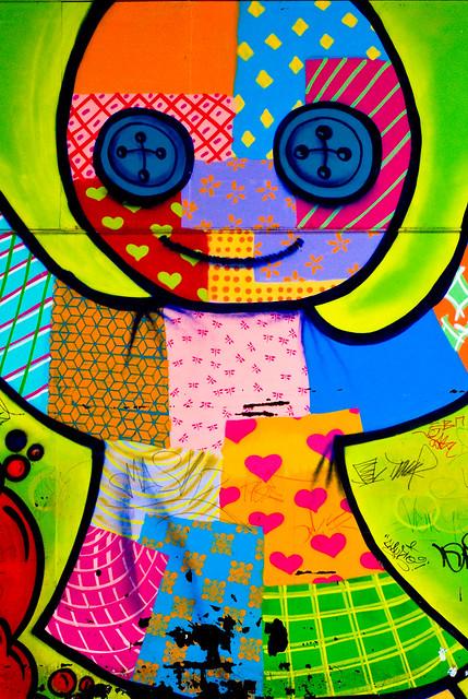 street art: sao paulo