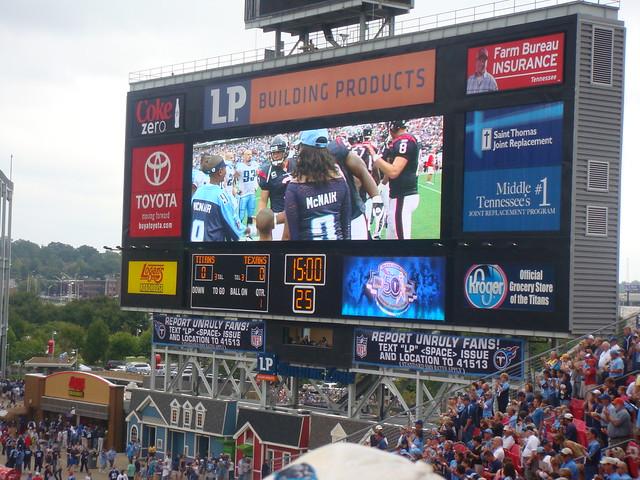 Tennessee Titans Houston Texans