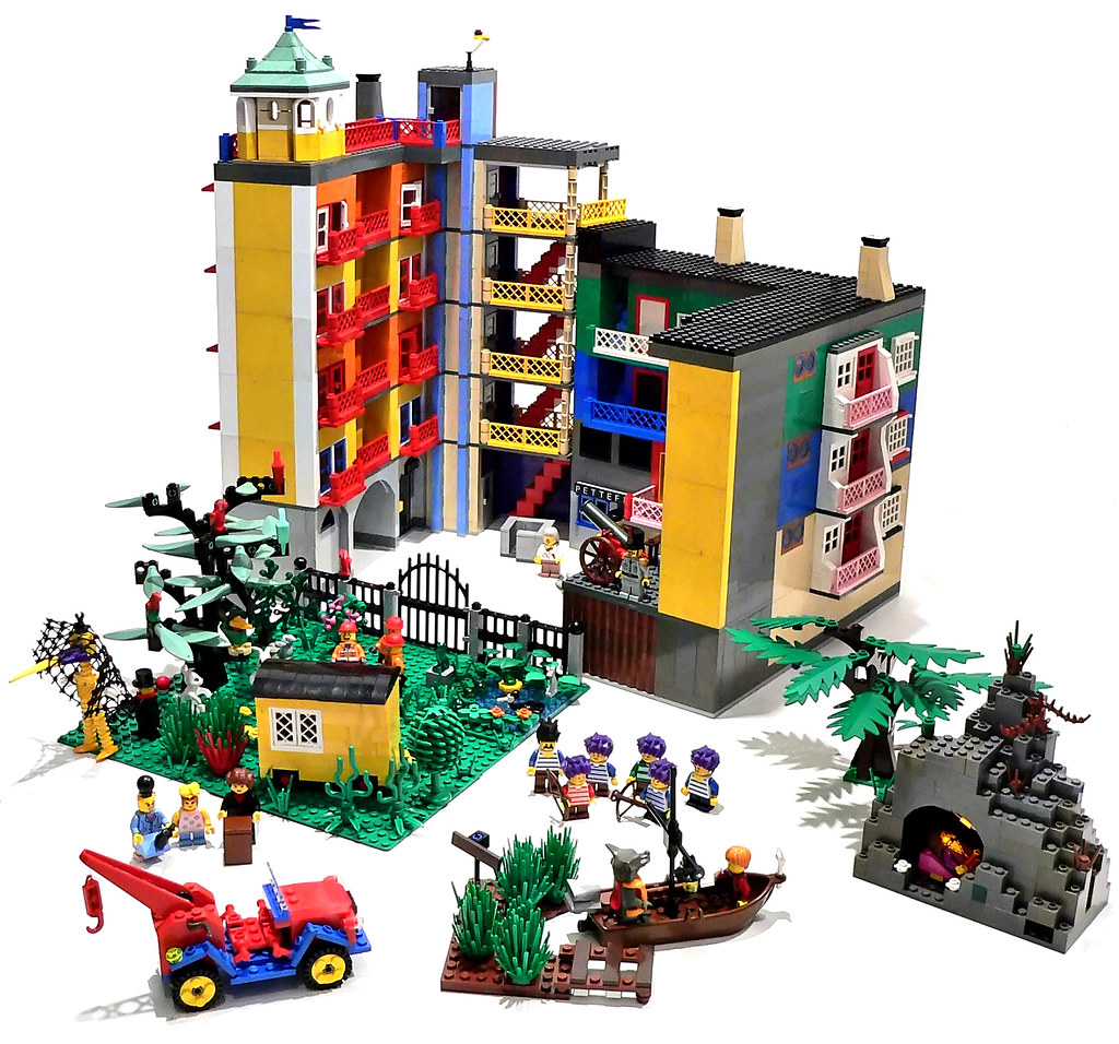 Welp Pluk van de Petteflet | Dit is natuurlijk een Legoversie van… | Flickr EE-31