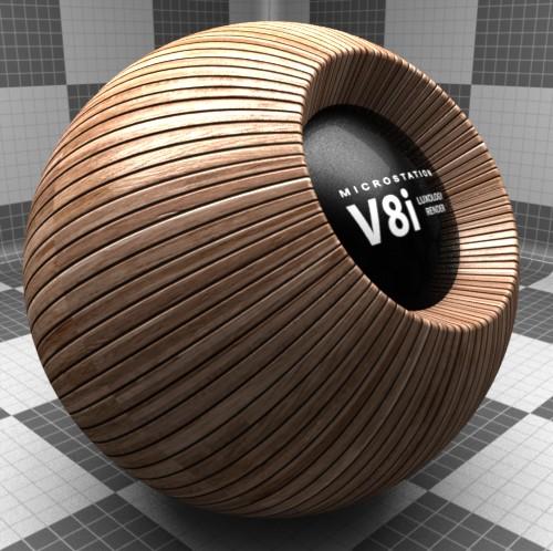 ballrig | 3d test rendering software: Microstation v8i & Lux