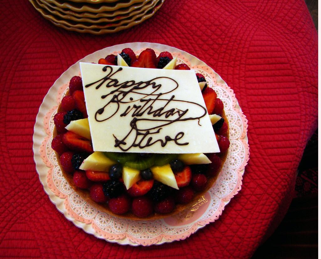 DSC02173 Happy Birthday Steve