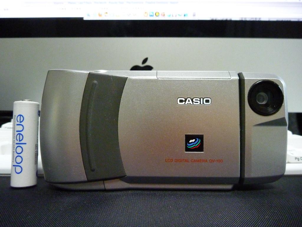 CASIO QV-100 | Flickr