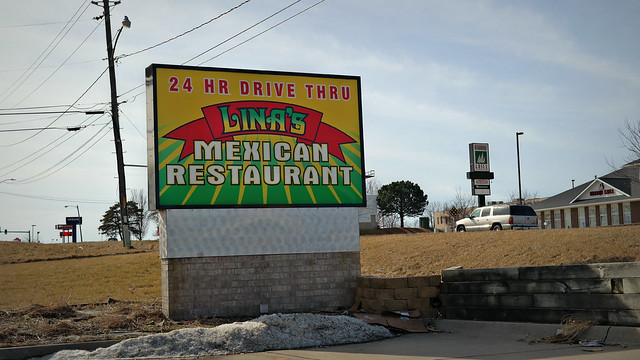 Linas Mexican Restaurant in Des Moines, Iowa