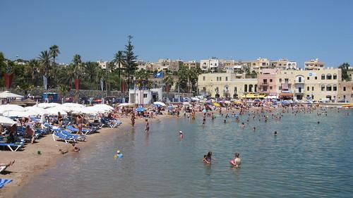 Malta 2009 St. George's Bay