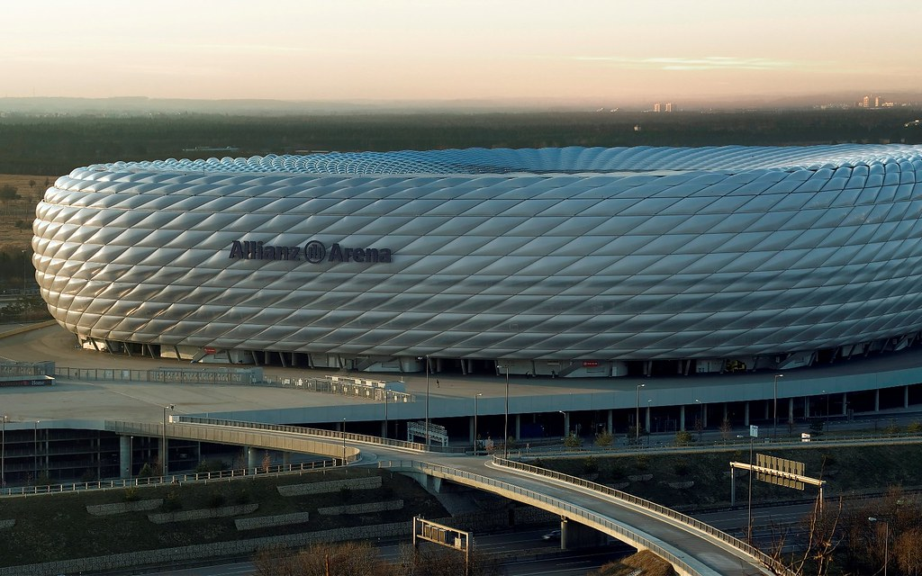Allianz Arena - Munich, Germany
