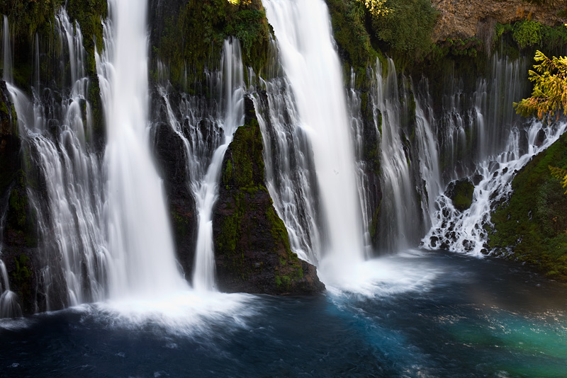 Burney Falls by AlwaysJanuary (Randy)