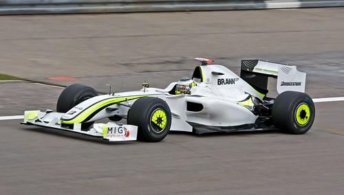 Jenson Button - Brawn GP   by Rodefeld