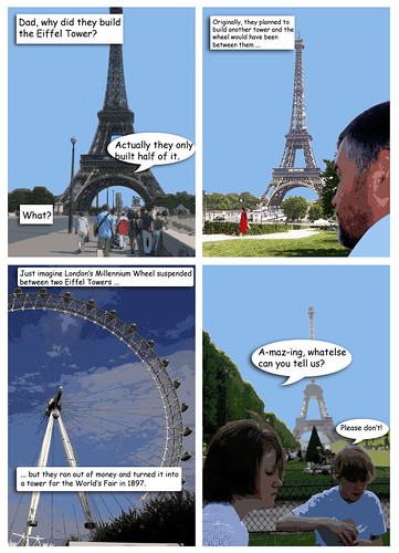 Eiffel Comic   by seattle_maddog