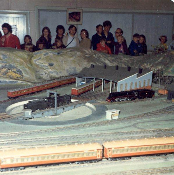 Rail Transport Model 1974