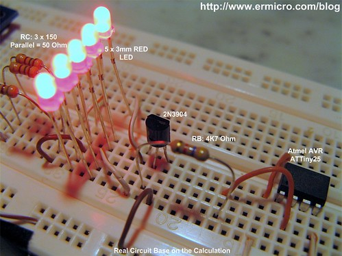 Using Transistor as a Switch | by ermicroinfo