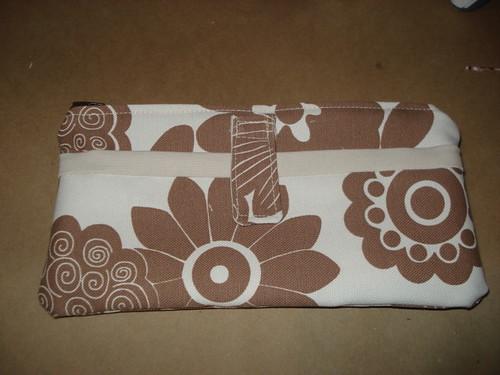 Craft-along wallet