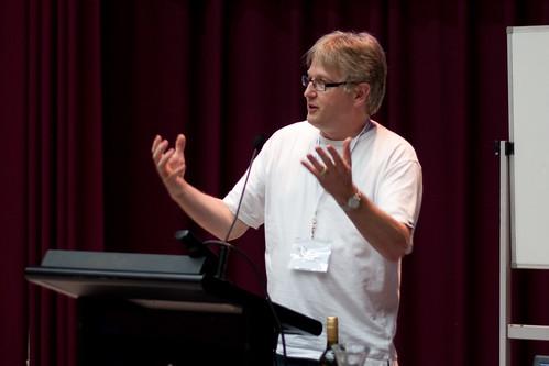 OSDC 2009 - Day 1 - 34 | by Stephen Edmonds