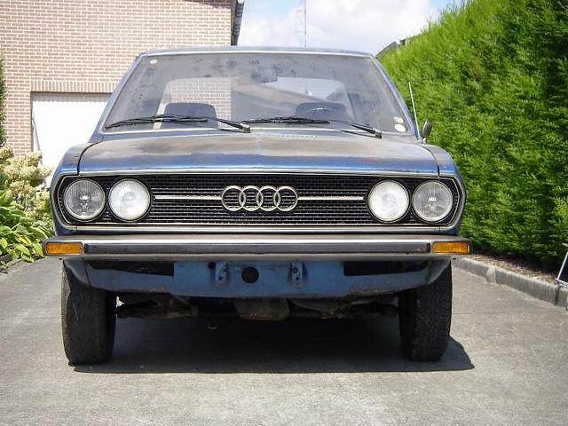 Audi 80 GL 1974 | kapaza.be | Willem S Knol | Flickr