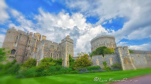 Windsor castle  Edward IV Tower
