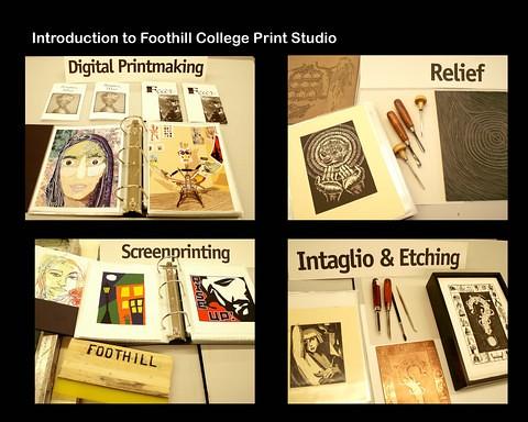Book Arts Jam 2007 - Print Studio - slide 12