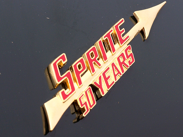 Sprite badge