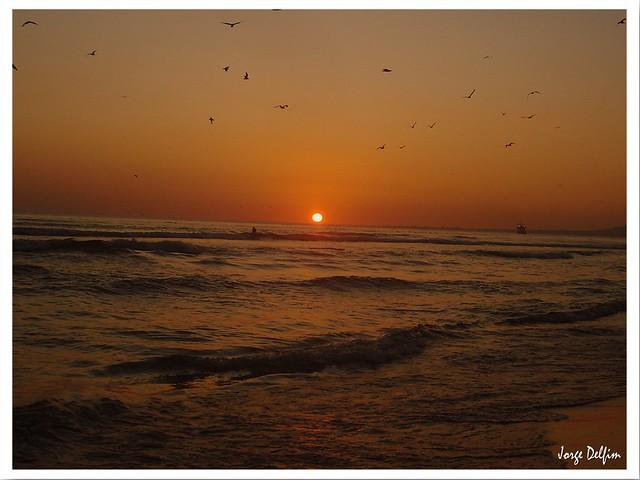 Praia da Mata - Por do Sol 1