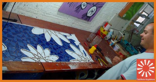 mosaico - projeto Silvani 2