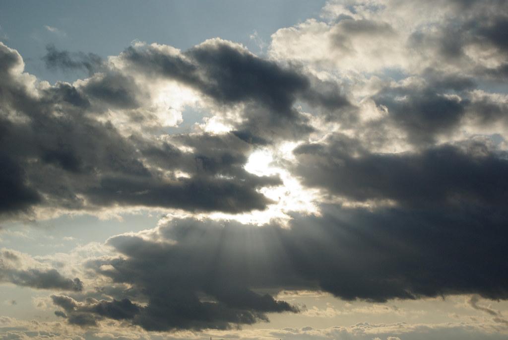 Chmurne popołudnie / Cloudy afternoon
