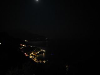 Amalfi at night   by Bill McIntyre