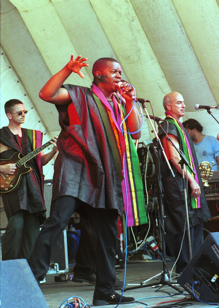 Coin Street Festival Dele Sosimi from Nigeria and Afrobeat… | Flickr