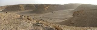 Wadi Laban panorama