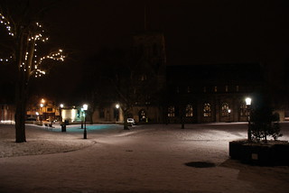 Snow in the Square