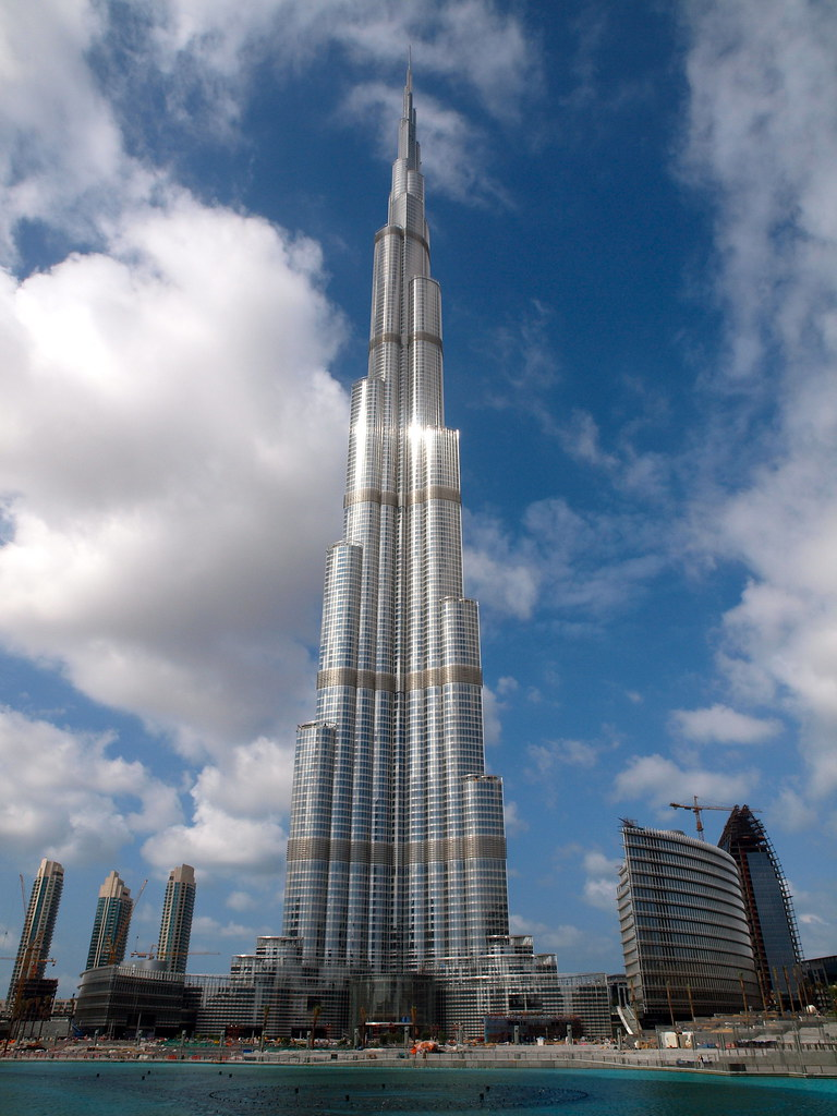 burj khalifa or burj dubai The World Tallest Structure | Flickr