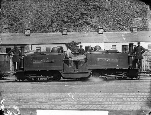 Little Wonder engine, Ffestiniog railway