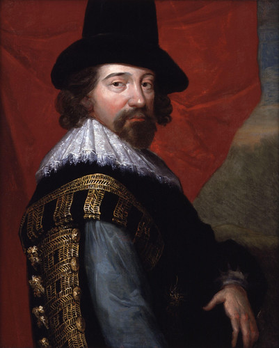 Francis Bacon, Viscount St. Alban, son of Sir Nicholas Bacon | by lisby1