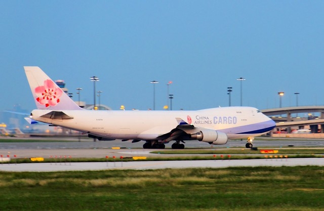 China Airlines Cargo - #4611