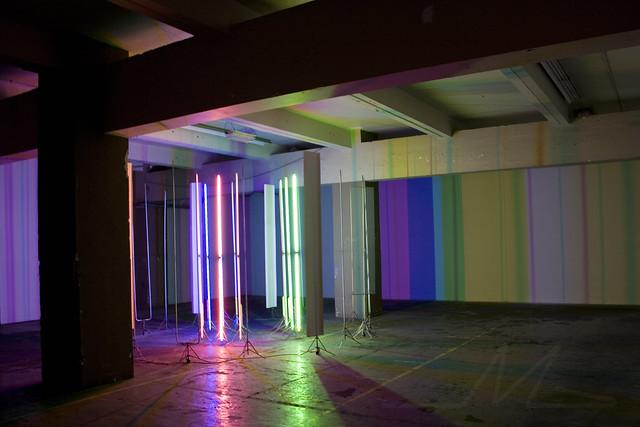 Projected spectrum
