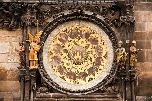 Astronomical Clock | by MadGrin