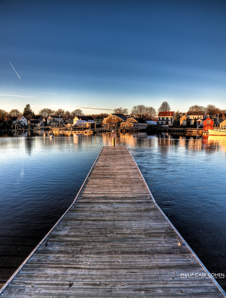 Peirce Island Boat Ramp (Take 2) by Philip Case Cohen