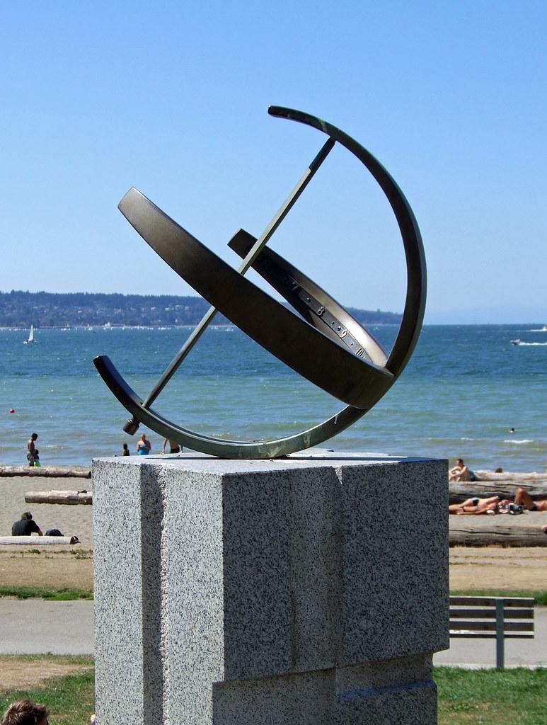 George Cunningham Memorial Sundial, by George A  Norris | Flickr
