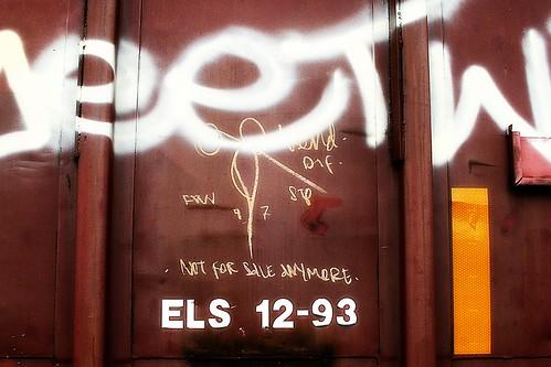 railroad nova geotagged graffiti streak tag indiana railway tags tagged railcar stickfigure boxcar graff graphiti dif trainart railart moniker dixieironfist evansvilleindiana geo:lat=37771563 notforsaleanymore geo:lon=87084417