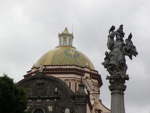 P8180185 Catedral de Puebla.,Puebla. Mexico por LAE Manuel Vela