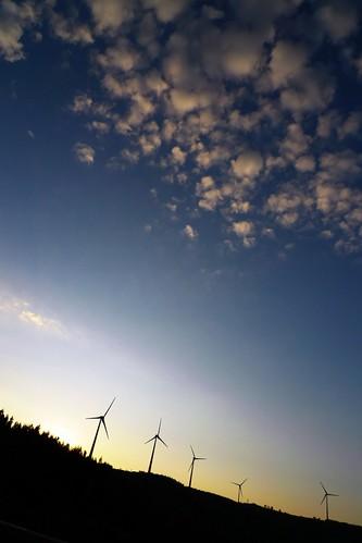 blue sky tower portugal clouds landscape open power wind space sertã lx3 ilustrarportugal