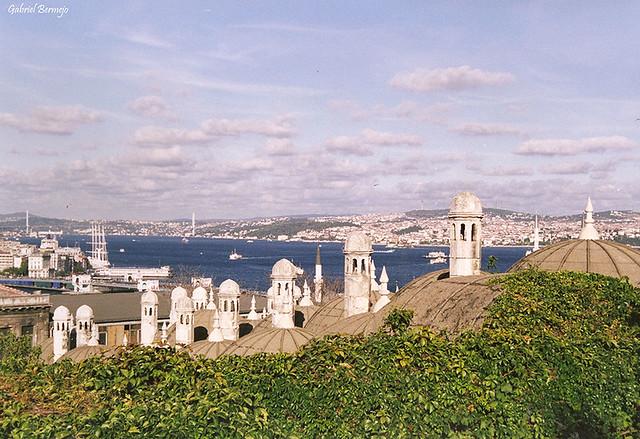 Cupulas ascendentes - Estambul