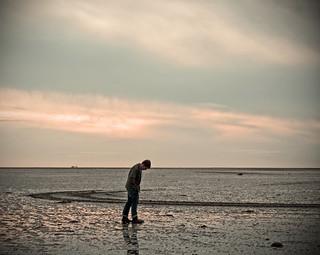 Loneliness | by Bert Kaufmann
