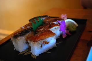 Anago Hako Sushi - Tomoshibi AUD17 main | by avlxyz