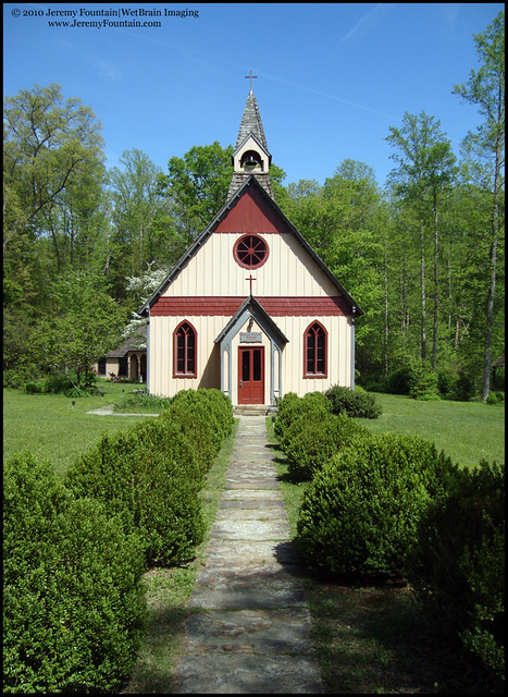 Christ Church Episcopal (1887) - Rugby TN
