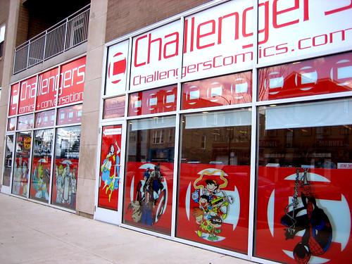challengers comics   by kara brugman