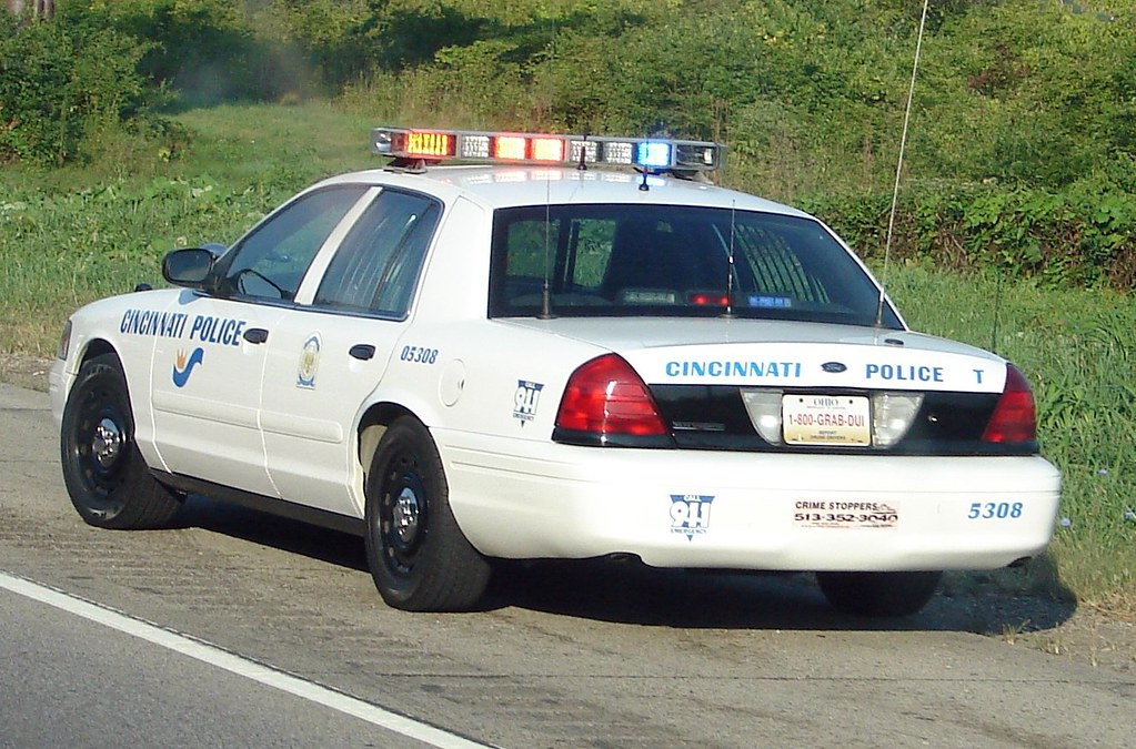 Cincinnati, Ohio Police | Cincinnati, Ohio Police 2005 Ford
