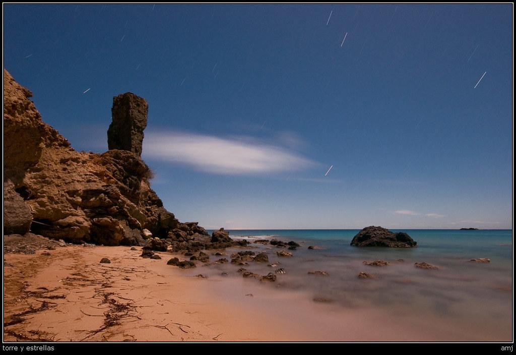 torre y estrellas by soybuscador